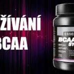 BCAA: kdy, kolik a proč?